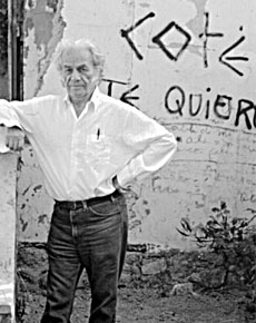 "Premio Cervantes a la ""Antipoesía"" (documental sobre Nicanor Parra)"