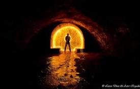 Túnel hacia el Minotauro