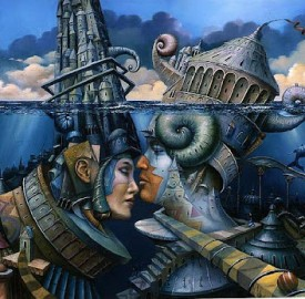 El soñador, imagen de Tomek Setowski