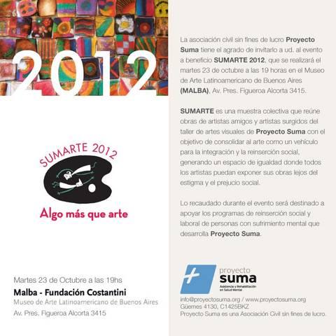 Sumarte 2012