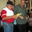 Waldo González López y Rafael Orta Amaro