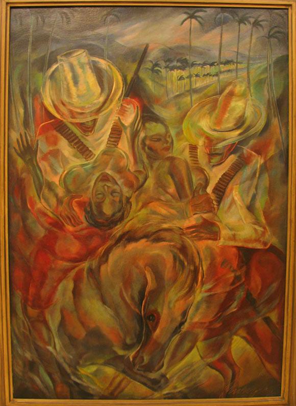 El rapto de las mulatas, por Carlos Henríquez