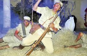 Soldados en la Guerra del Chaco
