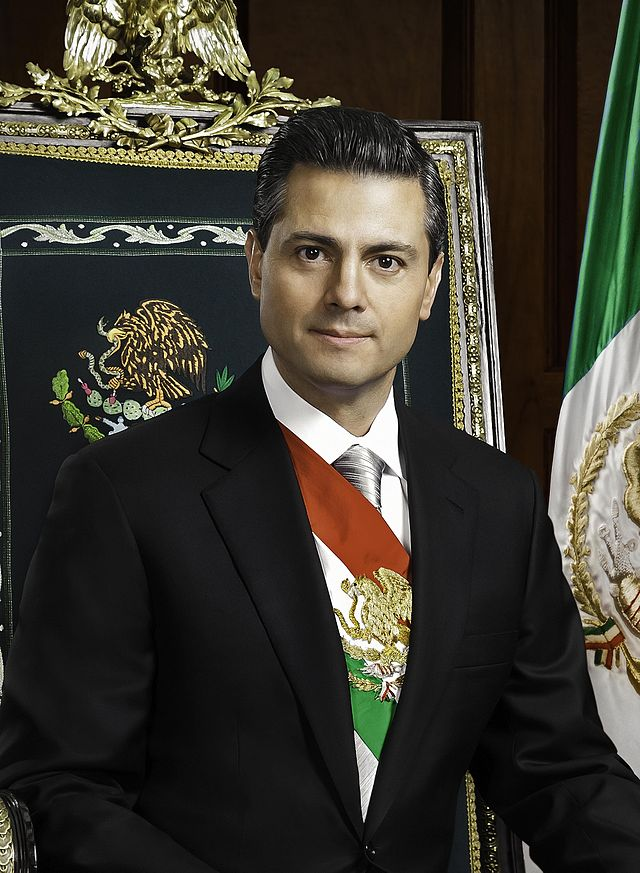 Enrique Peña Nieto. Oficial_foto