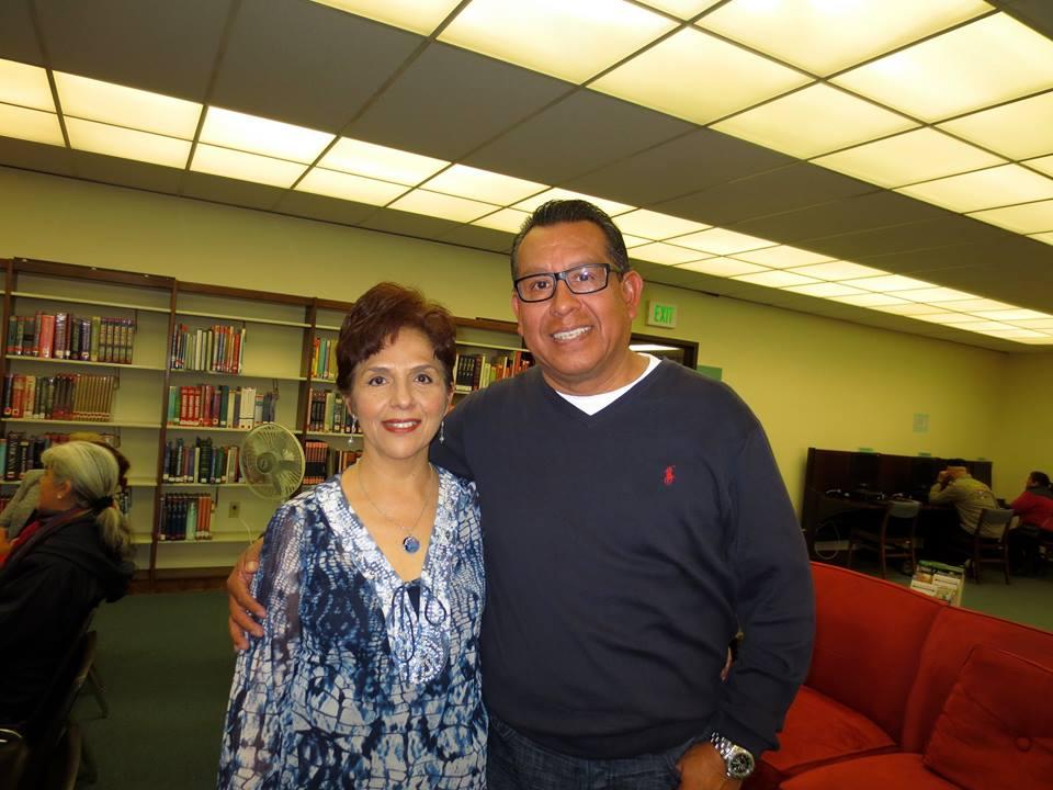 María Luisa Arredondo y José Ubaldo