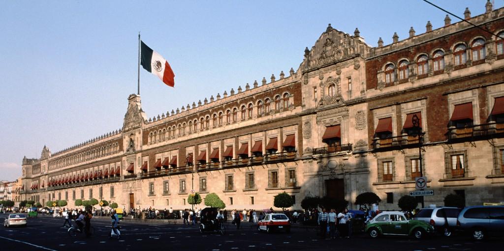 Mexico City, Dec 2003