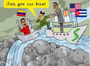 caricatura-cuba-usa-y-venezuela