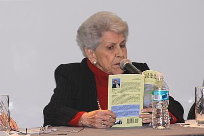 Amelia del Castillo - presentacion CCE 9