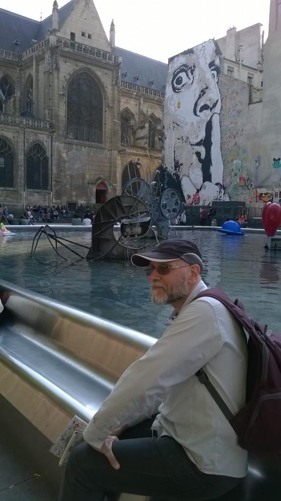 Revagliatti en París 2014. 4