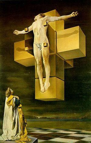 Dali_Crucifixion_hypercube