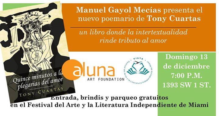 Tony cuartas y Manuel Gayol