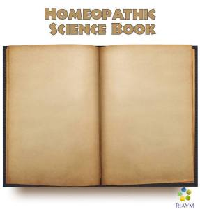 Homeopatic science book