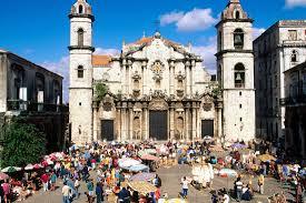 La Habana. Plaza de la Catedral