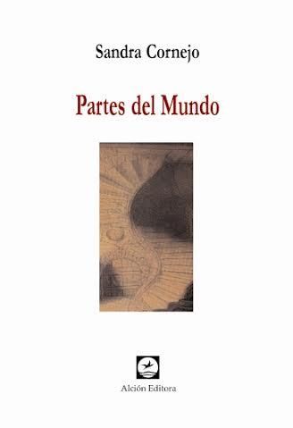 Sandra Cornejo 5. Libro Partes del mundo