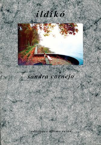 Sandra Cornejo 8. Libro Ildikó