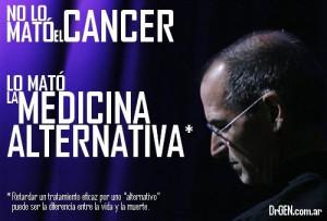 Lo mató la medicina alternativa
