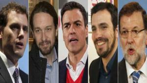 Elecciones. España