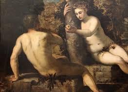 La Tentazione ... de Tintoretto