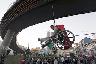 Discapacitados. Bolivia