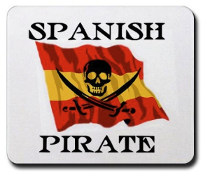 Spanish Pirate