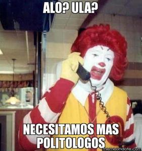 Politólogos 3