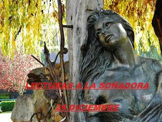 La soñadora. Fotografía de Oscar Barrientos Tettamanti